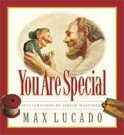 Cover of: You are special