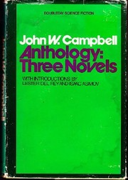 Cover of: John W. Campbell Anthology