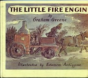 Cover of: The little fire engine. | Graham Greene