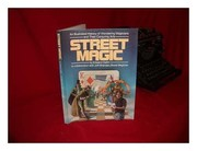 Cover of: Street magic