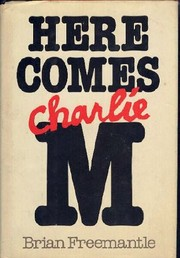 Cover of: Here comes Charlie M | Freemantle, Brian.