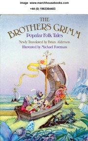 Cover of: Popular folk tales | Brothers Grimm