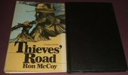 Cover of: Thieves road | Ronald McCoy