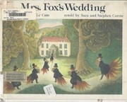 Cover of: Mrs. Fox