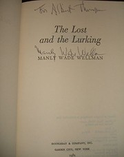 Cover of: The lost and the lurking