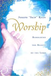 Cover of: Worship | Joseph F. Ryan