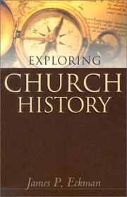 Cover of: Exploring Church History (Exploring)