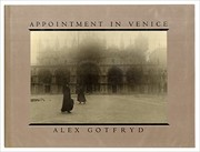 Cover of: Appointment in Venice | Alex Gotfryd