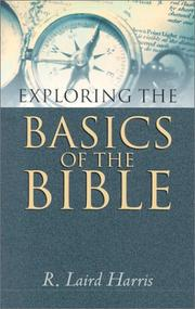 Cover of: Exploring the Basics of the Bible (Exploring)