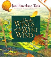 Cover of: On the wings of the west wind