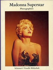 Cover of: Madonna Superstar Photographien