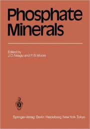 Cover of: Phosphate minerals |