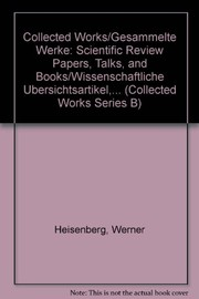 Cover of: Gesammelte werke =: Collected works
