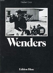Cover of: Wenders