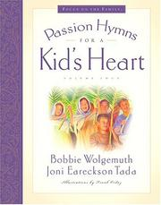 Cover of: Passion Hymns for a Kid's Heart