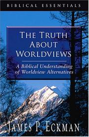Cover of: The Truth About Worldviews