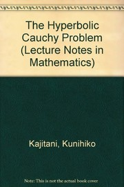 Cover of: The hyperbolic Cauchy problem