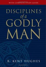 Cover of: Disciplines of a godly man by