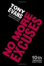 Cover of: No More Excuses