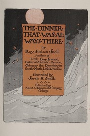 Cover of: The dinner that was always there