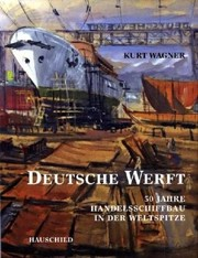 Cover of: Deutsche Werft