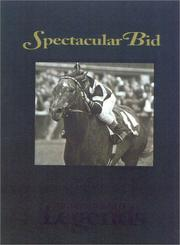 Cover of: Spectacular Bid | Timothy T. Capps
