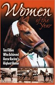 Cover of: Women of the Year | Staff and Correspondents of The Blood-Horse Magazine