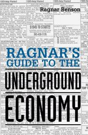 Cover of: Ragnar's guide to the underground economy