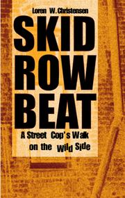 Cover of: Skid row beat