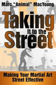 Cover of: Taking It to the Street