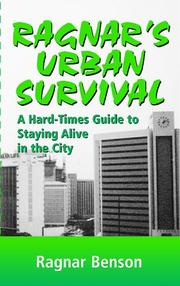 Cover of: Ragnar's Urban survival