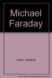 Cover of: Michael Faraday | G. N. Cantor