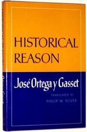Cover of: Historical reason