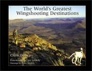 Cover of: World's Greatest Wingshooting Destinations