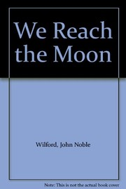 Cover of: We reach the moon