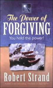 Cover of: The Power of Forgiving | Robert Strand