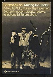 Cover of: Casebook on Waiting for Godot |