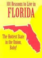 Cover of: Why I Live in Florida
