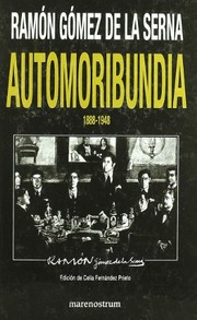 Cover of: Automoribundia, 1888-1948