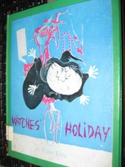Cover of: Witches' holiday