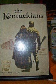 Cover of: Kentuckians