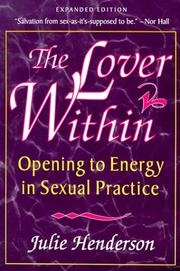 The lover within by Julie Henderson
