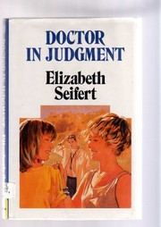 Cover of: Doctor in judgment