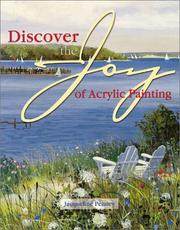 Cover of: Discover the Joy of Acrylic Painting