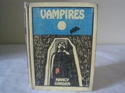 Cover of: Vampires. | Nancy Garden