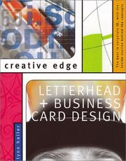Cover of: Creative Edge | Lynn Haller