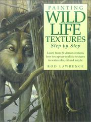 Cover of: Painting Wildlife Textures