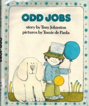 Cover of: Odd jobs | Tony Johnston