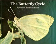 Cover of: The Butterfly cycle | by Oxford Scientific Films ; photos. by Dr. John Cooke.