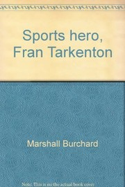 Cover of: Sports hero, Fran Tarkenton | Marshall Burchard